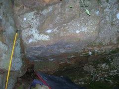 Rock Climbing Photo: perfect roof