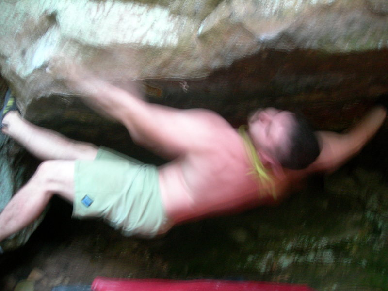 Rock Climbing Photo: slaps