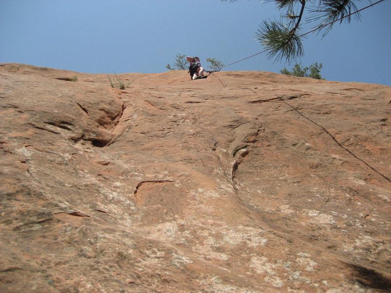 Rock Climbing Photo: Hello
