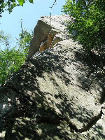 Rock Climbing Photo: P1 of Lean and Mean