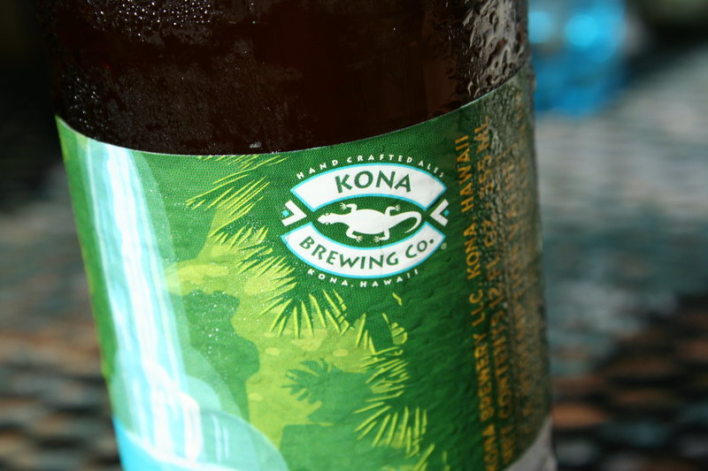 Rock Climbing Photo: Kona Brewing Company... the good stuff!