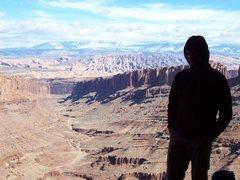Rock Climbing Photo: What a view!