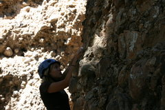 Rock Climbing Photo: I just like this one.
