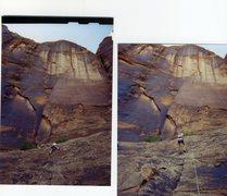 Rock Climbing Photo: climbing in CO