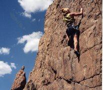 Rock Climbing Photo: Shelf Rd, CO