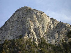 Rock Climbing Photo: Borrowed Great Photo of Tahquitz by Adam Stackhous...