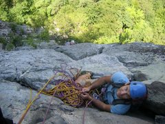 Rock Climbing Photo: Hanging out on West Poles