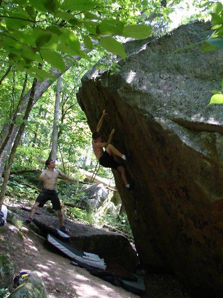 Rock Climbing Photo: Kelsen.