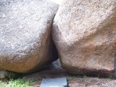 Rock Climbing Photo: Banana Hammock.