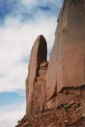Rock Climbing Photo: The Iron Lady Tower