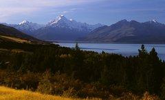 Rock Climbing Photo: Mt. Cook