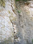Rock Climbing Photo: The Small Crack