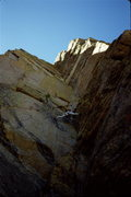 Rock Climbing Photo: The beautiful corner on Portal. Photo by Frosty We...