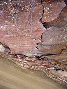 Rock Climbing Photo: Heather Selitrennikoff, Bastille