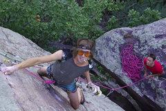 Rock Climbing Photo: Wild West Homo.