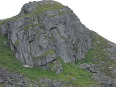 Rock Climbing Photo: The Monolith in Archangel Valley