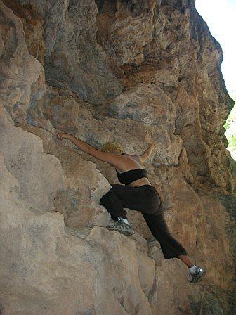 climbing<br>