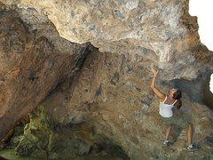 Rock Climbing Photo: Alissa