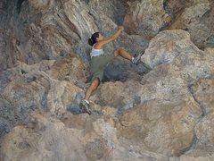 Rock Climbing Photo: Aloo