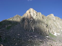 Rock Climbing Photo: Mt. Zirkle,  Gilpin-West Face.