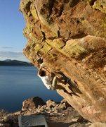 Rock Climbing Photo: Everyone has their own Kahuna photo