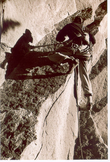 Rock Climbing Photo: Climb of the Century
