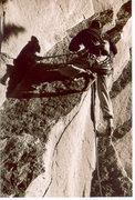 Rock Climbing Photo: Climb of the Century