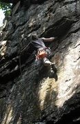 Rock Climbing Photo: Around the fur in the Corridor at Horse Shoe Canyo...