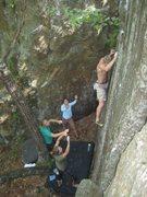 Rock Climbing Photo: Jason on IGN