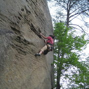Rock Climbing Photo: Red River Gorge.