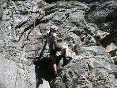 Rock Climbing Photo: NCOB