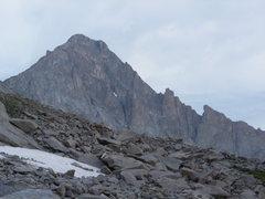 Rock Climbing Photo: McHenrys Peak