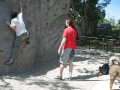 Rock Climbing Photo: torrance, ca