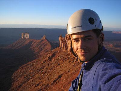 Me on the Summit of Castleton