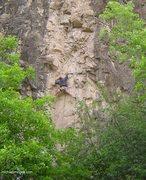 Rock Climbing Photo: MGWTKYM.