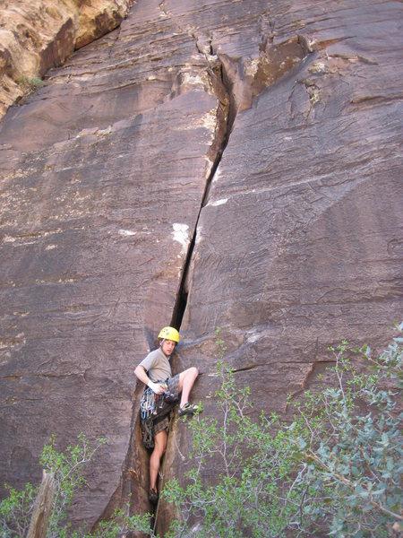 Rock Climbing Photo: 7+