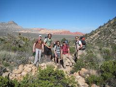 Rock Climbing Photo: The Crew