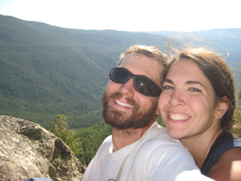 Rock Climbing Photo: The good life.