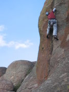 Rock Climbing Photo: Penitiente 06