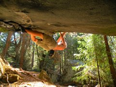 Rock Climbing Photo: Bouldering in the Valley