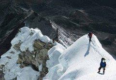 Rock Climbing Photo: Ama Dablam