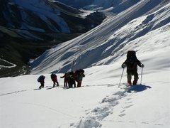 Rock Climbing Photo: Throung Pass(5416)m