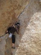 Rock Climbing Photo: Chube