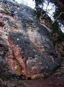 Rock Climbing Photo: Paranoia