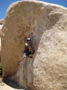 Rock Climbing Photo: chube.....si mucho fun