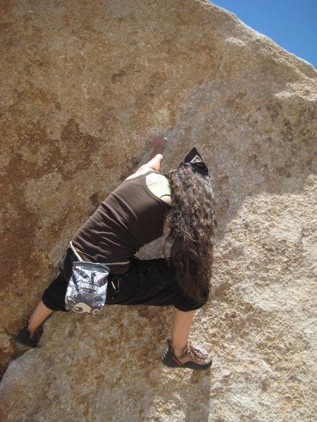 Rock Climbing Photo: still chube