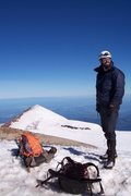 Rock Climbing Photo: Rainier Summit - Thursday August 14, 2008