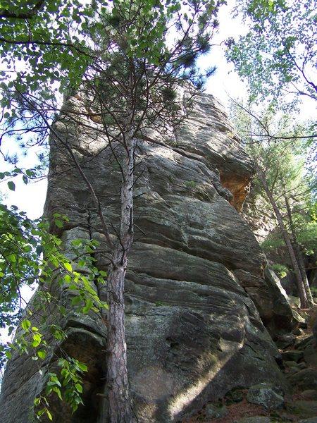 Petenwell Rock July 2007