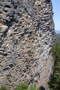Rock Climbing Photo: Astral Wall, South Fork Cliff.