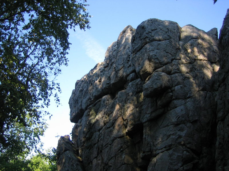 Rock Climbing Photo: The Frankenstein